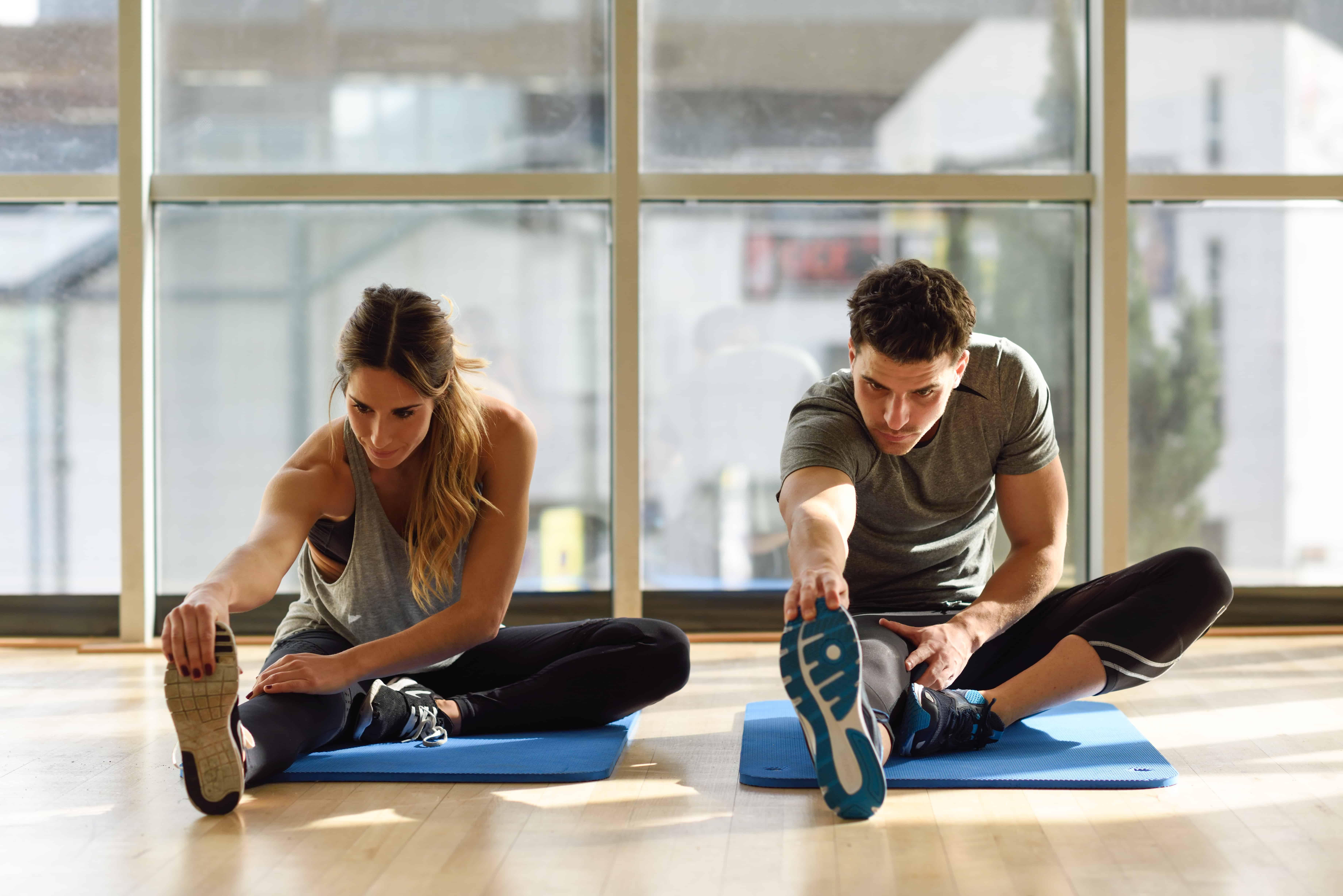 A közös edzések párkapcsolati hatásait egyre több kutatás vizsgálja.