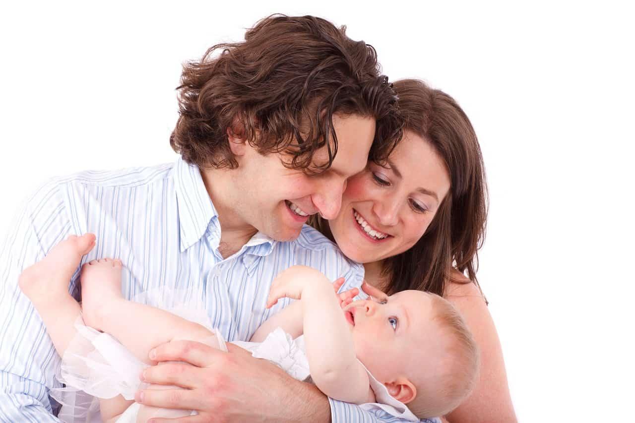 Egy gyermek születése a legnagyobb ajándék.